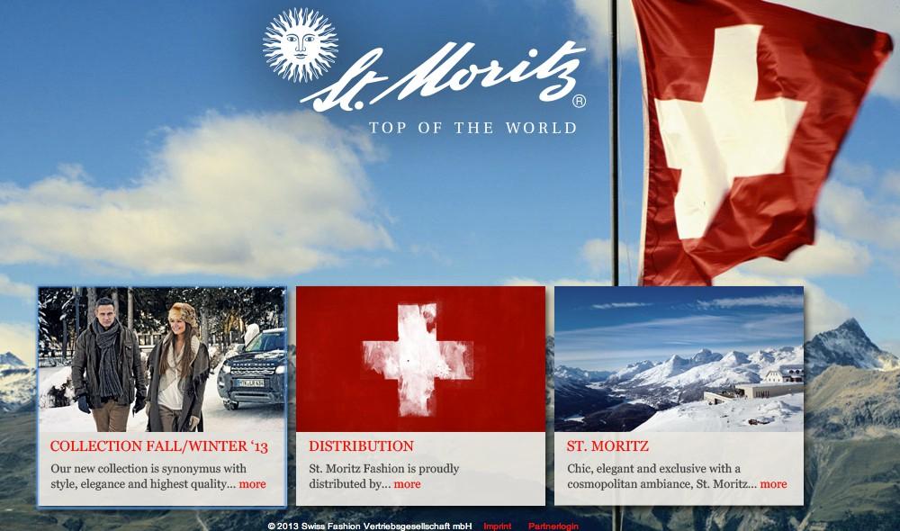 St. Moritz (Fashion)